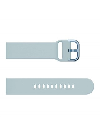 Ремешок силиконовый BeWatch New 20 мм универсальный Мятный (1012397)