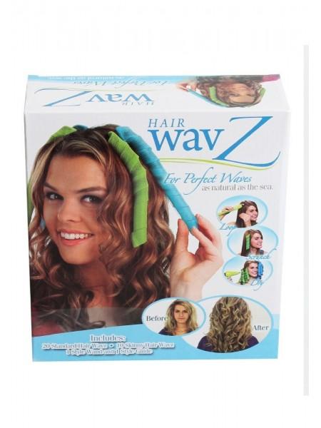 Cпиральные бигуди для волос Hair Wavz (Juf981400)