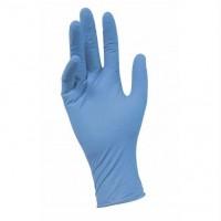 Перчатки нитриловые Medicom M неопудренные текстурированные 50 пар Голубые (MAS20007)
