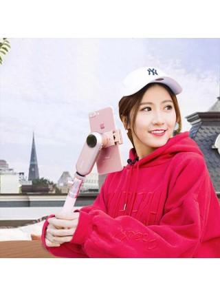 Электронный 1-о осевой стабилизатор для смартфона Wewow Fancy Pink