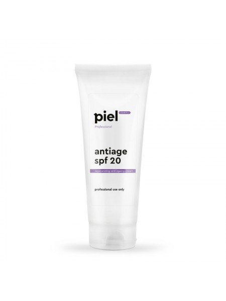 Інтенсивний омолоджуючий крем Piel Cosmetics Anti-Age Cream SPF 20 250 мл