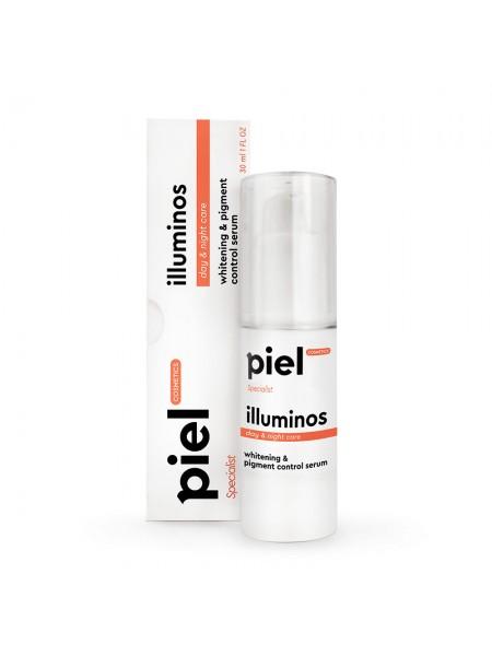 Інтенсивна відбілююча сироватка Piel Cosmetics Illuminos Serum 30 мл