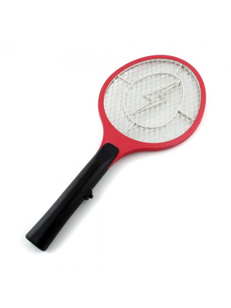 Электрическая мухобойка Rechargeable Mosquito-hitting Swatter (001409)