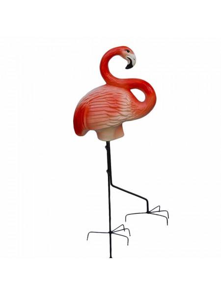 Садовая фигура BnBkeramik Фламинго