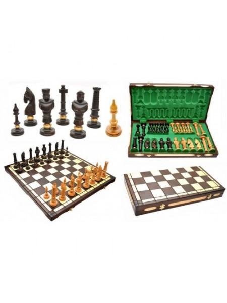 Шахматы резные подарочные большого размера ручная работа 65 х 65 см дерево Роял Люкс Madon Royal lux с-104 с