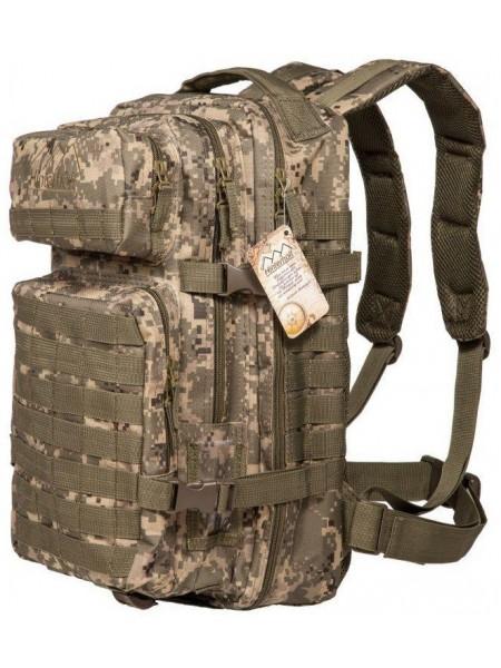 Тактический военный рюкзак Hinterhölt Jäger (Хинтерхёльт Ягер) 40 л Камуфляж Пиксель (SUN80089)