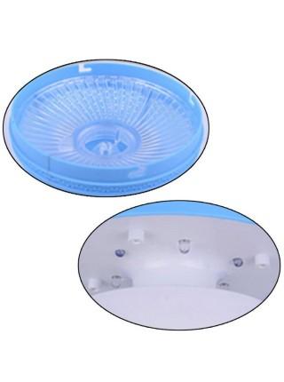 Уничтожитель комаров и насекомых SUNROZ SK-601 антимоскитная лампа USB 60 кв.м Синий (SUN0861)