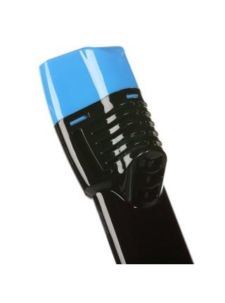 Трубка Seagard Easybreath для полнолицевой маски для плавания, 24 см L/XL Черно-Синий (SUN1020)