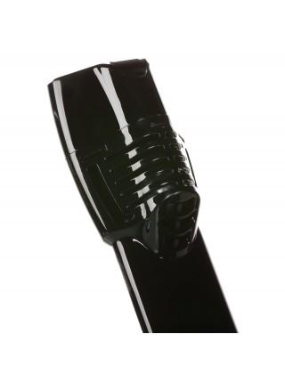 Трубка Seagard Easybreath для полнолицевой маски для плавания, 24 см L/XL Черный (SUN1024)